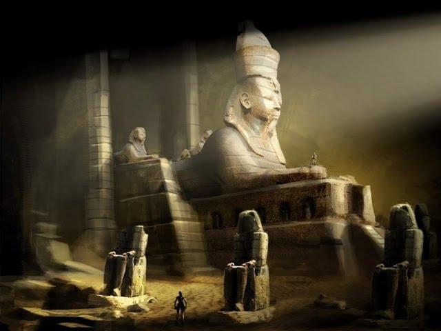 Тайны Египетских Пирамид. Секретные подземелья.