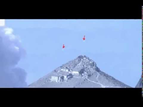 Видео НЛО в Японии