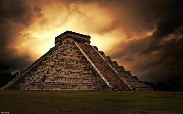 Тайны истории - Загадка Майя исторические документальные фильмы History Channel