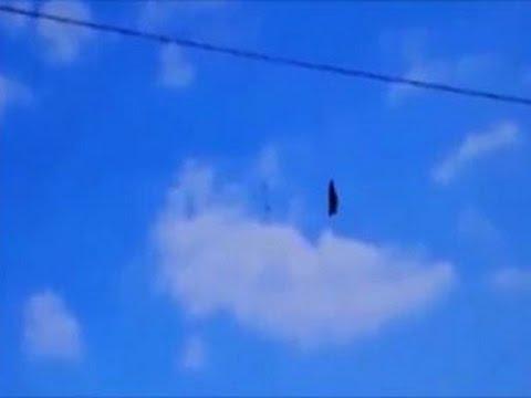 Неопознанный летающий объект в небе над Флоридой взорвал Сеть