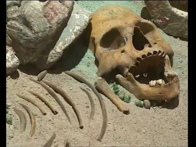 Кровь и цветы - в поисках ацтеков