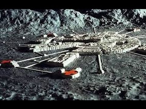 Секретные файлы - Пришельцы на Луне