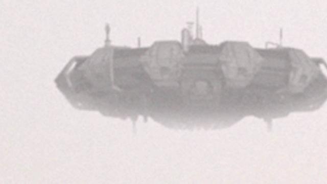 Видео НЛО над шанхаем