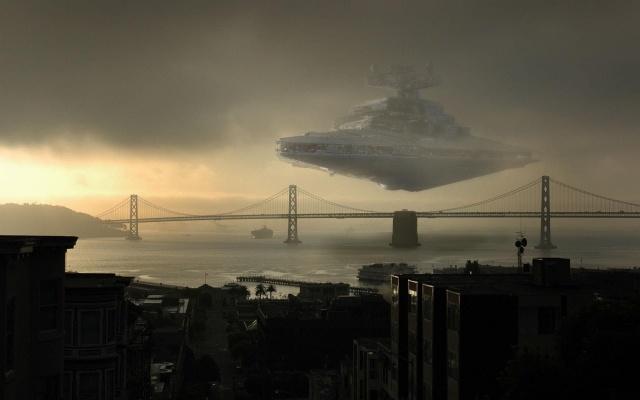 Базы инопланетян. Секретные территории.