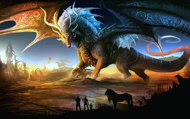 Царство драконов? Таинственная Россия
