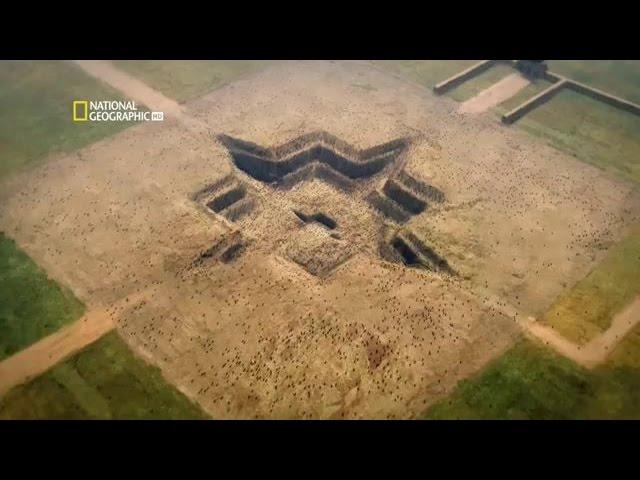 Потерянные пирамиды Китая. Тайны древности. National Geographic: