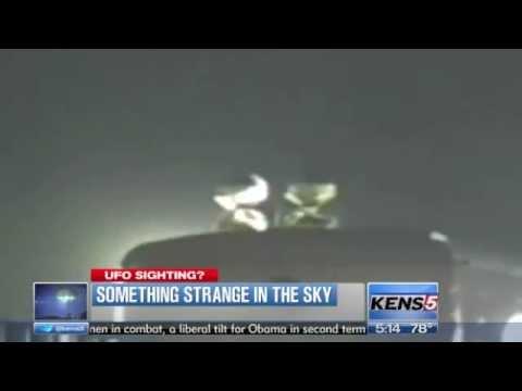 НЛО возле нефти Видео