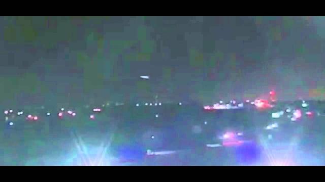 НЛО над Оклахома-Сити