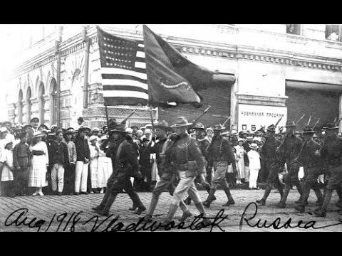 Забытая история. Что делали войска США в России в 1918 году. Живая тема