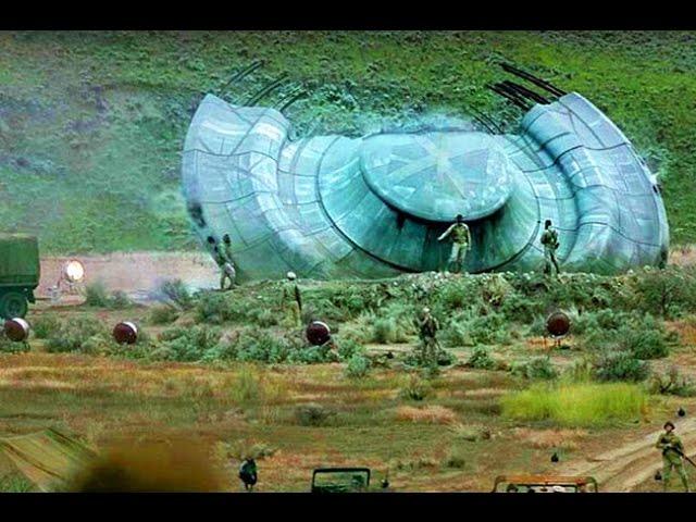 Рассекреченная операция по эвакуации корабля инопланетян в чужой стране