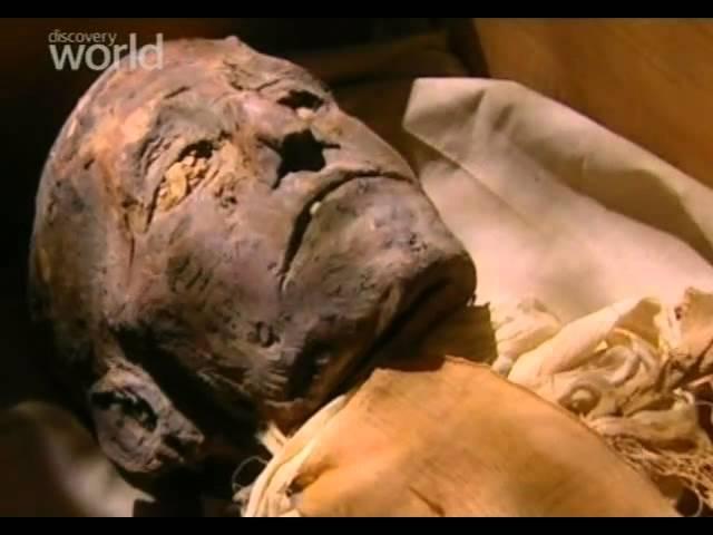 Убийство Фараона. По следу мумии