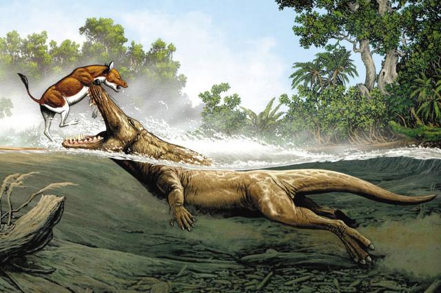 Лабынкырский черт - неизвестное существо