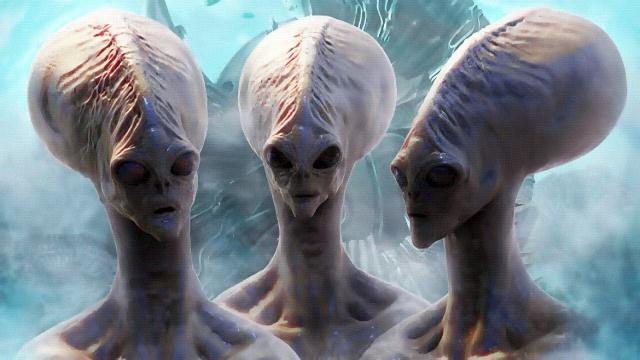Новая раса клонов уже на Земле. Контакт с пришельцами грозит оккупацией человечества.