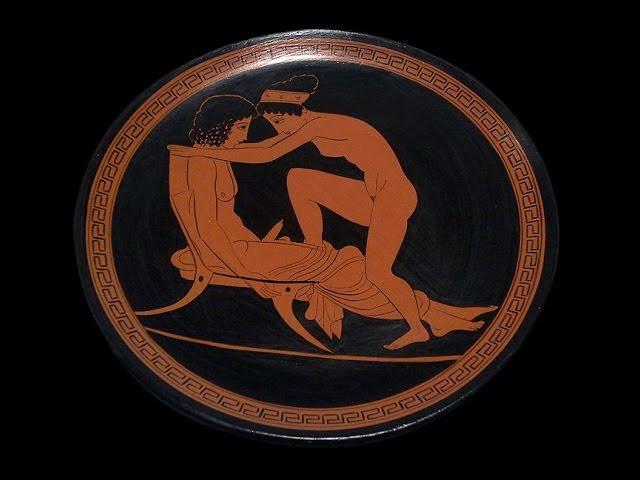 Ancient greek anal sex