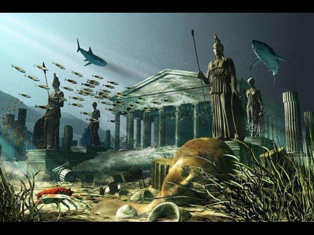 Атлантида. Реальность или фантастика. Документальный фильм