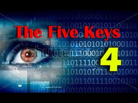 Пять ключей: Мутация генов / 4 серия