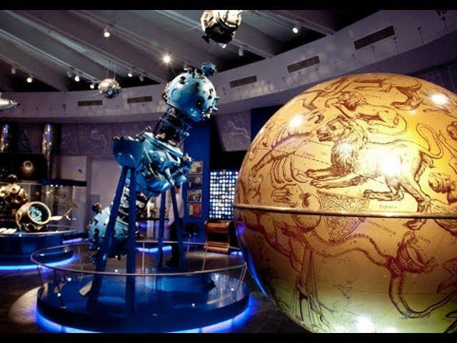 Видеоэкскурсия по планетарию Москвы