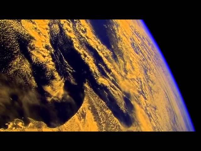 Виды из космоса и райская музыка