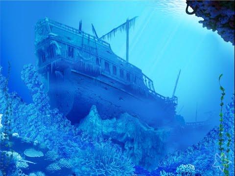 Подводная археология. Фролик. Загадка корабля контрабандистов. Затерянные миры