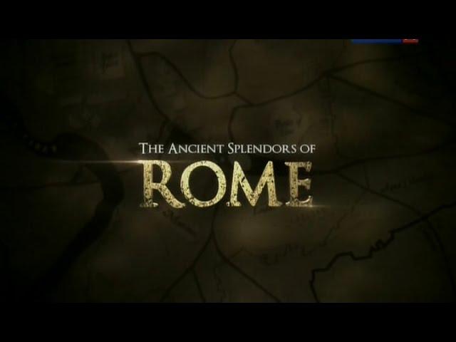 Блеск и слава Древнего Рима. Колизей - политическая арена императоров