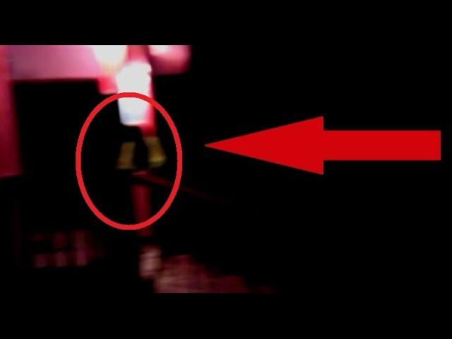 Привидение на видео