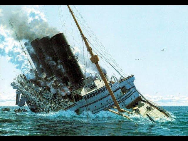 Тайна морской катастрофы. Охота за пропавшим кораблем. Затерянные миры