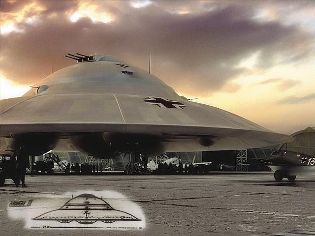 Интересные факты: ЗОНА 51. Ангар 18 - НЛО, совершенно секретно