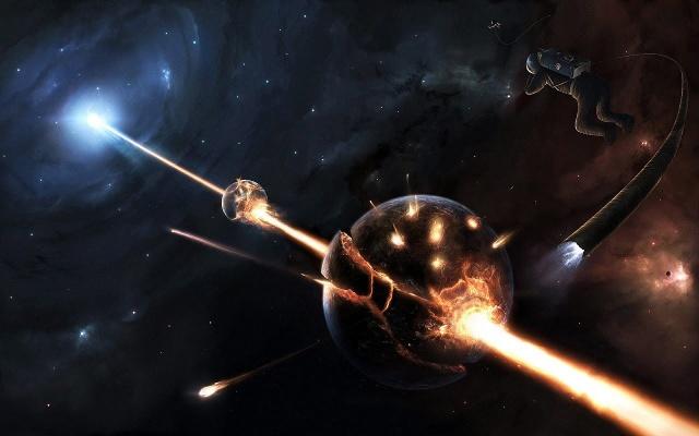 Космические катастрофы. Смертельные угрозы Вселенной.