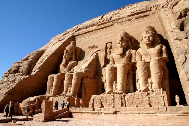 Великие города мира - Пирамиды и города фараонов