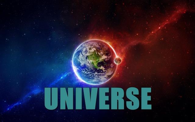 Вселенная. Огромное, далекое, быстрое.