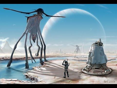Вирусы - внеземная жизнь.
