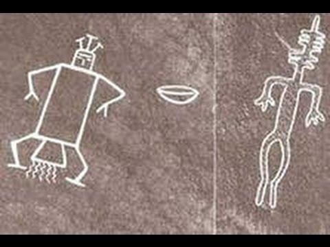 Странное дело. Древние астронавты.