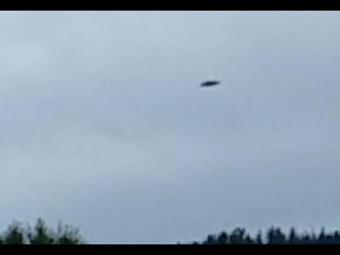 Очевидцы запечатлели НЛО