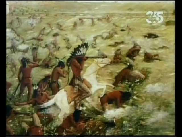 Индейские войны 1540-1890. Серия 3