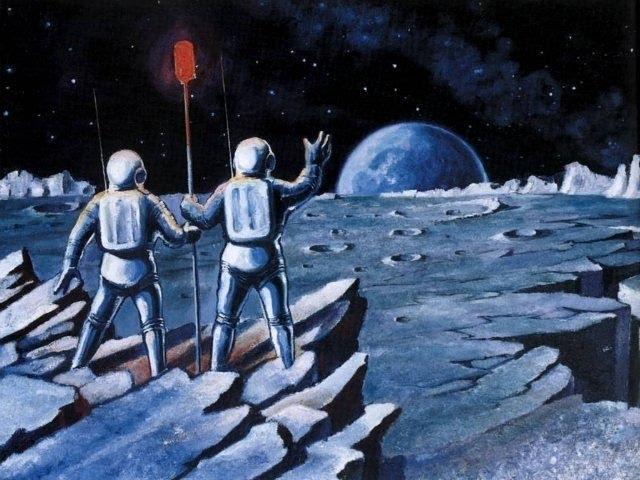 Алексей Леонов - У бездны на краю