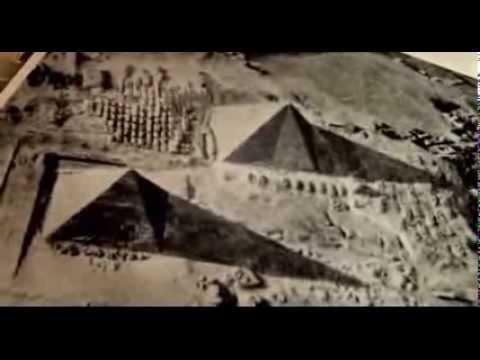 Геометрические тайны Пирамид. Космическая ориентация.