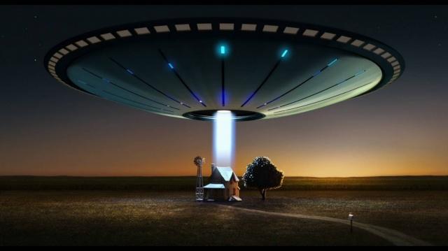 НЛО - Иное Древо. Секретные Территории.