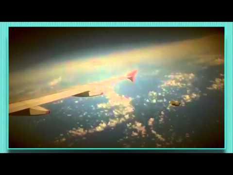 НЛО снял очевидец из иллюминатора самолета над Польшей