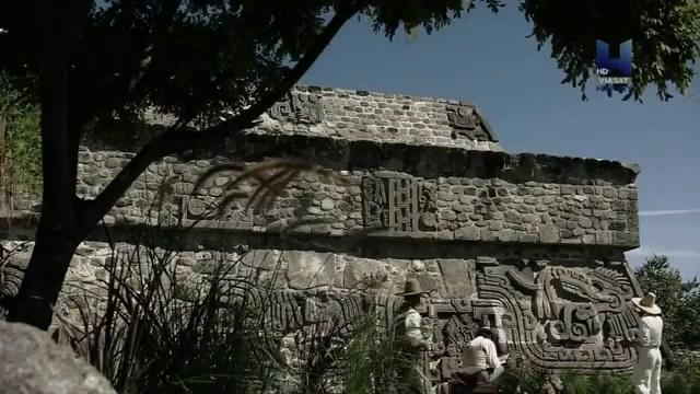 Ацтеки. Жертвоприношения и наука