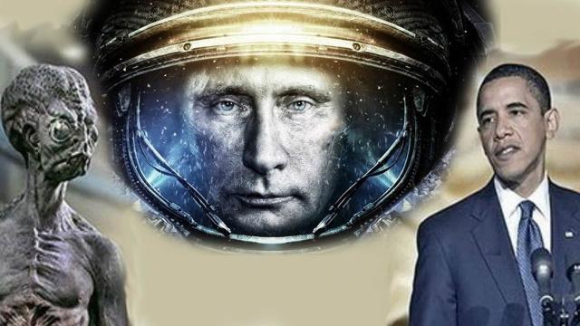 Запрещенный фильм про космос / Разоблачение американцев на Луне / Базы пришельцев на Луне?