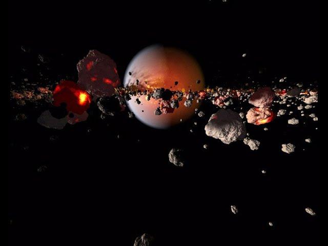 Как появилась Земля. История планеты