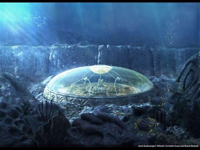 Пришельцы на дне Океана. Секретные архивы ВМФ России и США