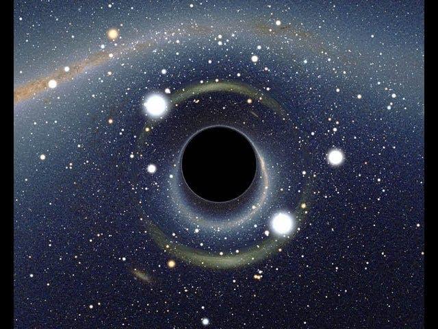Вселенная. Чудовище Млечного Пути.