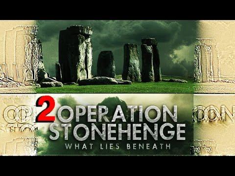 Операция Стоунхендж: Тайна, скрытая под камнями / 2 серия. BBC