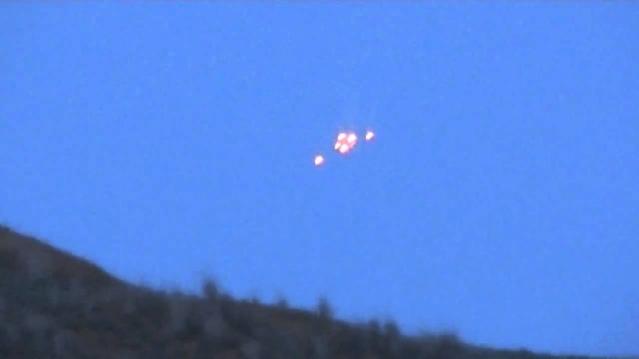 Видео НЛО в Астраханской области