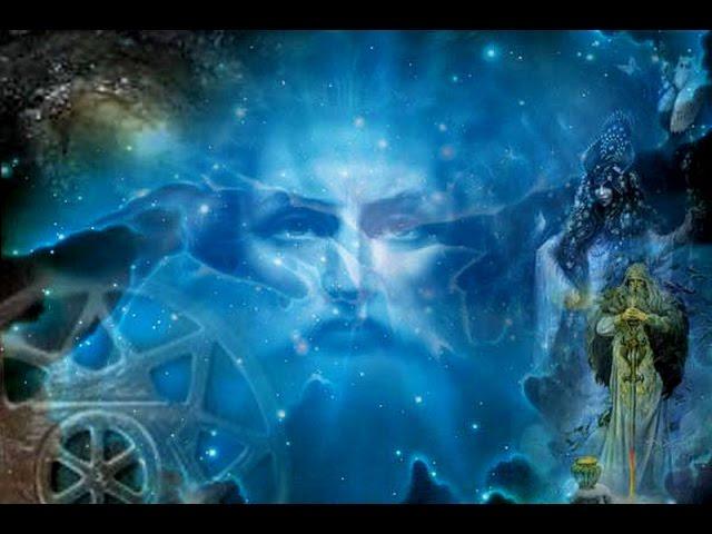 Высшие силы: Вселенский разум. Наблюдатели. Секретные территории