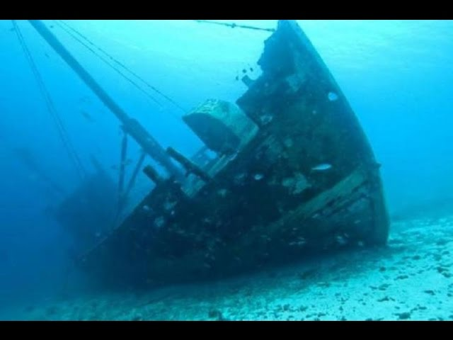 Фрау Мария. Сокровища затонувшего корабля. Затерянные миры