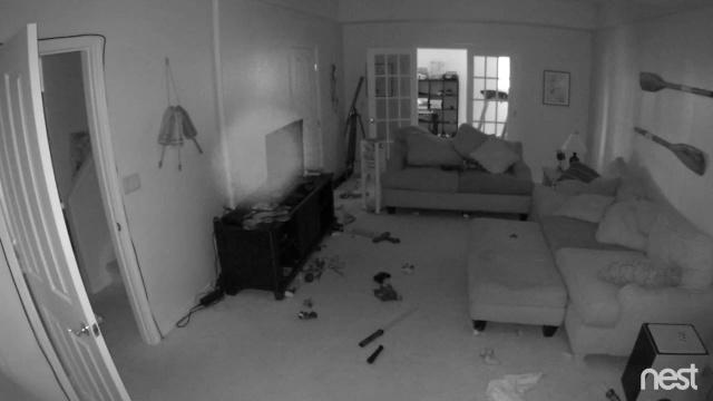 Белый шар в подвале
