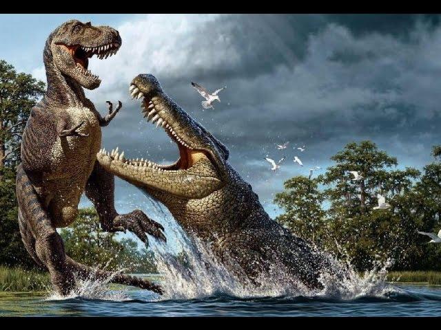 Доисторические монстры. Последняя битва динозавров. Затерянные миры