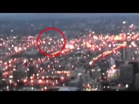 Видео НЛО над Алабамой